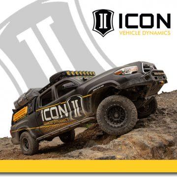 ICON Amortiguadores/Shocks